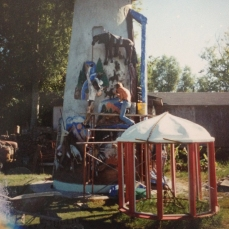 Building the Lighthouse, 1990s