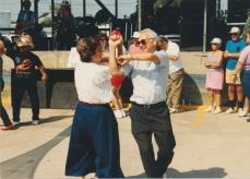 Lagniappe Dancers 1991