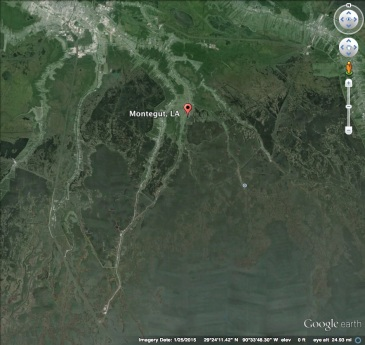Montegut: Point-au-Chein Indians